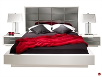 Picture of COX Contemporary King / Queen Bed with Nightstand