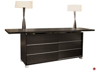 Picture of COX Contemporary Veneer Conference Buffet Storage