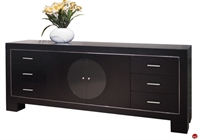 Picture of COX Contemporary Veneer Buffet Storage