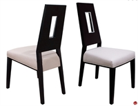Picture of COX Contemporary Dining Wood Armless Chair, Set of 2