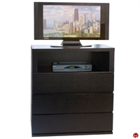 Picture of COX Contemporary Bedroom TV Drawer Chest