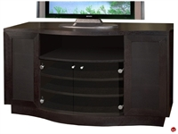 Picture of COX Contemporary Bedroom TV Storage Stand