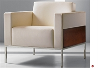 Picture of Cumberland Alia Metal Contemporary Reception Lounge Club Chair