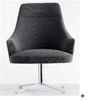 Picture of Cumberland Clover High Back Lounge Swivel Base Chair