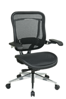 Picture of Ergonomic High Back 300 Lbs Mesh Chair with Adjustable Lumbar