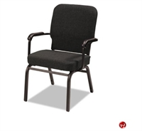 Picture of Bariatric Guest Arm Visitor Chair, 2 per Carton