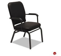 Picture of Bariatric Guest Side Visitor Arm Chair, 2 Per Carton