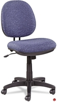 Picture of Armless Mid Back Office Task Swivel Chair