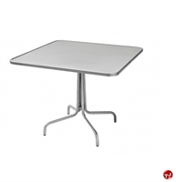"Picture of GRID Outdoor 30"" Square Solid Top Dining Table"