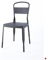 Picture of ICF 4A Aluminum Dining Cafe Armless Chair