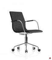 Picture of ICF Atlas Contemporary Swivel Conference Chair with Arms