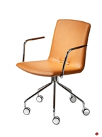 Picture of ICF DAY Contemporary Office Swivel Conference Chair with Arms