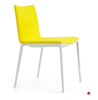 Picture of ICF Archal Aluminum Contemporary Guest Visitor Armless Chair