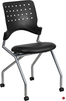 Picture of Brato Guest Training Armless Nesting Mobile Chair