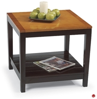 Picture of Flexsteel Reception Lounge Plank End Lamp Table