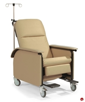 Picture of Flexsteel Healthcare Atlantic Treatment Recliner with Trendelenburg Recline