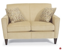Picture of Flexsteel Healthcare Coronado Lounge Reception 2 Seat Loveseat Sofa