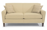 Picture of Flexsteel Healthcare Coronado Lounge Reception 2 Seat Sofa