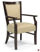 Picture of Flexsteel Healthcare Clio Wood Dining Arm Chair