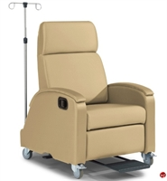 Picture of Flexsteel Healthcare Treatment Recliner with Trendelenburg Recline