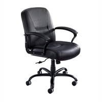 Picture of Big and Tall 500 Lbs Mid Back Office Task Conference Chair