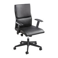 Picture of Contemporary Mid Back Office Swivel Chair