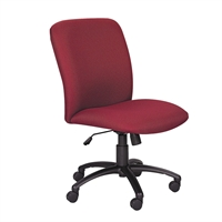 Picture of Big and Tall 500 Lbs High Back Office Task Armless Chair