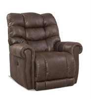 Picture of Firefightin / EMT Sentinel Recliner, Faux Leather