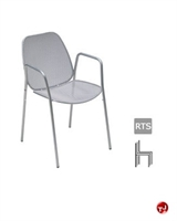 Picture of Aceray 318, Outdoor Steel Stacking Armchair