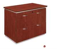 Picture of 30484 Laminate Two Drawer Lateral File Storage Cabinet