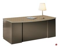 "Picture of 30"" X 66"" Steel Double Pedestal Office Desk"