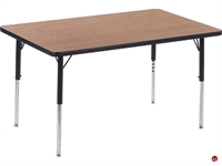 """Picture of AILE 30"""" x 48"""" Height Adjustable Activity Table"""
