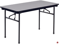 """Picture of AILE 24"""" x 48"""" Folding Table"""